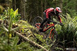 Interview: Pinkbike Academy Winner Evan Wall After His 14th at EWS Tweed Valley