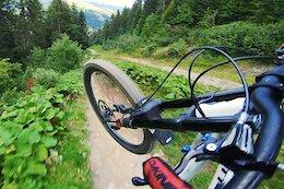 Video: Vinny T Shreds his Favorite Trails at Morgins Bike Park