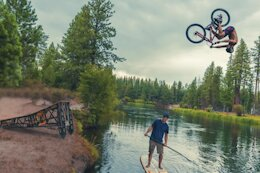 Video: Balancing Riding & Family with Cam McCaul in 'Unplugged'