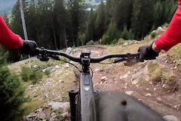 Video: Claudio Caluori Previews his 'Neverresting' Course on the Lenzerheide World Cup Track