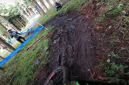 Video: Jack Moir's 10th Place POV on Stage 2 of the Tweed Valley EWS With 2 Crashes