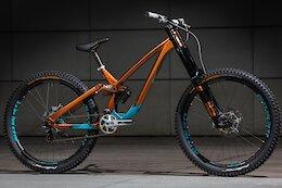 Bike Check: Szymon Godziek's Custom Red Bull Rampage NS Fuzz