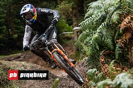 Video: 9 Minutes Of Slow Mo Enduro Racing From EWS Tweed Valley 2021