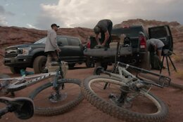 Video: Arrival & Site Check With Kyle Strait - 2021 Red Bull Rampage