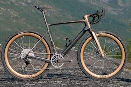 Road Cycling Digest: Dangerholm's Gravel Bike, A Bamboo Handlebar, Mounting A Jet Engine to A Road Bike & More