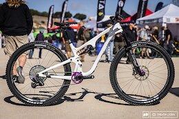 Bike Check: Revel's LoveYourBrain Fundraiser Ranger - Sea Otter 2021