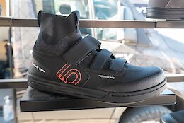 Five Ten's New Freerider Pro Mid Shoes Ditch the Laces – Sea Otter 2021