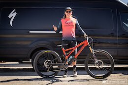 Bike Check: Cody Kelley's Specialized Stumpjumper Slalom Bike - Sea Otter 2021