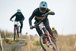 Video: Raw Trackside Footage from British National DH at Antur Stiniog