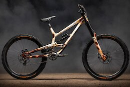 Andreu Lacondeguy to Ride a Rust Themed Commencal FRS at Red Bull Rampage