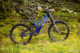Bike Check & Interview: UK National DH Series Winner Roger Vieira's Specialized Demo