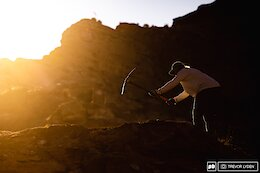 Photo Epic: Recreating Magic in the Desert - Red Bull Rampage 2021