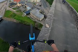 Video: Danny MacAskill and Duncan Shaw Cruising in Wales and Scotland