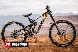 Video: 5 Custom Freeride Bikes from Red Bull Rampage 2021