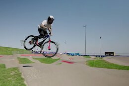 Video: Riders Arrive in Lisbon for the Pump Track World Championships 2021