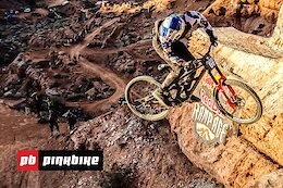Video: The Best Moments from Red Bull Rampage Practice So Far