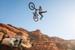 Video: Capturing the Huge Scale of Rampage with an FPV Drone
