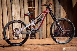 15 Bikes of Red Bull Rampage - Vote For Your Favourite