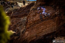 Video: The Final Practice Session at Red Bull Rampage