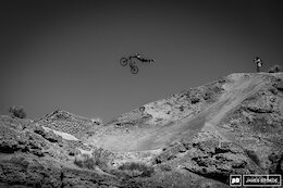 Finish Line Questions With Each Of The Red Bull Rampage Podium Finishers