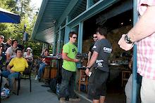 Pinkbike.com's own Casey Groves wins the Whistler Air Affair