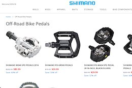 Shimano Releases Warning About Fake Clearance Store