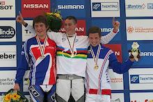 Bryceland Junior World Champion, Peaty takes Silver!