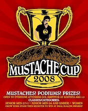 The 1st Annual Mustache Cup at the SolVista Bike Park