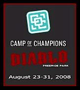 The Camp of Champions at Diablo Freeride Park