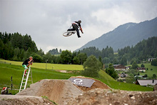 The 26TRIX dirt jump competition: New date for 2008 is confirmed