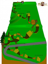2008 adidas Slopestyle course is set
