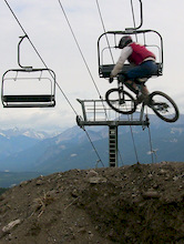 Kicking Horse Bike Park Trail Crew Update #1