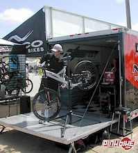 Norco Tech Support Changes for 2004 Race Season