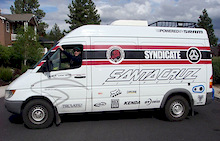 Kirt Voreis and the Santa Cruz All Ride Tour Hits Alberta!