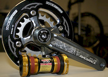 RaceFace Atlas Freeride cranks - A closer look.