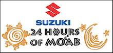 Suzuki 24 Hours of Moab, Oct. 11th – 12th, Behind the Rocks Moab, UT