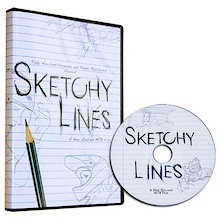 Sketchy Lines Released