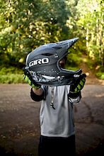 Giro Remedy: A Full Face Brain Bucket