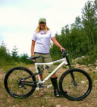 Leanna Gerrard - Bike Check