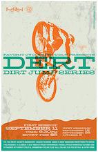 DERT.  Dirt Jump Series - Cranbrook / Kimberley, BC