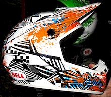 Interbike 2008 - Bell Helmets