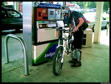 Tax cuts for bike commuters?