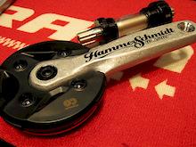 Interbike 2008 - Truvativ HammerSchmidt