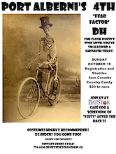 "4th Annual ""Fear Factor"" DH in Port Alberni this Sunday"