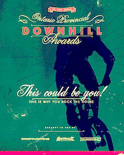 Cycle Solutions O-Cup DH Awards presented by Commencal
