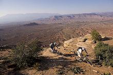 Andreas Hestler spring training in Nevada and Utah