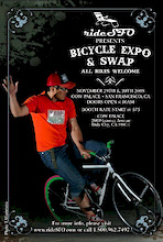 Northern California Bicycle Expo and Swap - Tomorrow!