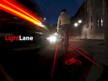 Stay outta my lane!