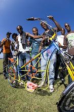 Jamaica Fat Tyre Festival - Time Set!