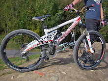 Marin UK bikes stolen including prototype model